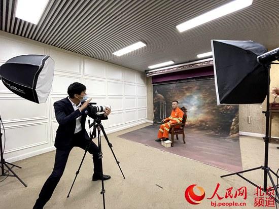 致敬劳模大北照相诚邀全国劳模、北京市劳模免费拍摄光荣照
