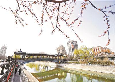 滨水步道将连通颐和园南门至副中心