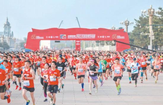 今年北京首个万人规模体育赛事开门红